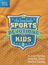 The One Year Sports Devotions for Kids (eBook)