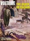 The Death of Caesar (eBook): A Play in Three Acts