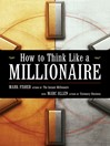 How to Think Like a Millionaire (eBook)