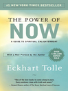 The Power of Now (eBook): A Guide to Spiritual Enlightenment