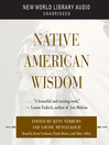 Native American Wisdom (MP3)