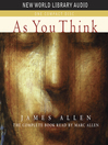 As You Think (MP3)