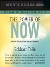 The Power of Now (MP3): A Guide to Spiritual Enlightenment