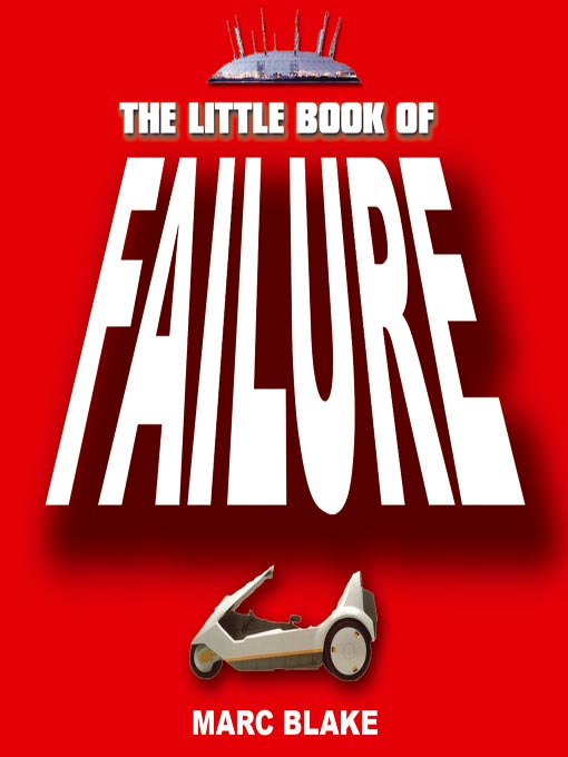 The Little Book of Failure (MP3)