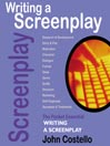 Writing a Screenplay (MP3): The Pocket Essential Guide