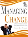 Managing Change (MP3): Adapt and Evolve Your Organization to Keep Ahead in a Changing World