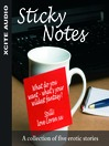 Sticky Notes (MP3): A Collection of Five Erotic Stories