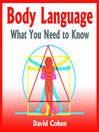 Body Language (MP3): What You Need to Know