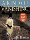 A Kind of Vanishing (MP3)