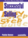 Easy Step by Step Guide to Successful Selling (eBook)