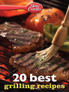 Betty Crocker 20 Best Grilling Recipes (eBook)