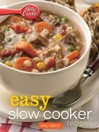 Betty Crocker Easy Slow Cooker Recipes (eBook): Wiley Selects