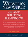 Webster's New World Grant Writing Handbook (eBook)
