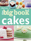 Betty Crocker The Big Book of Cakes (eBook)