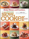 The Ultimate Slow Cooker Book (eBook): More than 400 Recipes from Appetizers to Desserts
