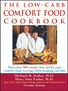 The Low-Carb Comfort Food Cookbook (eBook)