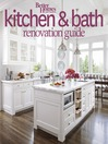 Better Homes and Gardens Kitchen and Bath Renovation Guide (eBook)