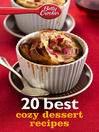 Betty Crocker 20 Best Cozy Dessert Recipes (eBook)