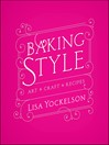 Baking Style (eBook): Art Craft Recipes