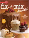 Betty Crocker Fix-with-a-Mix Desserts (eBook)