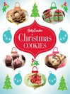 Betty Crocker Christmas Cookies (eBook)