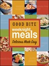 Good Bite Weeknight Meals (eBook): Delicious Made Easy