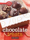Betty Crocker Chocolate Treats (eBook): Wiley Selects