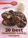 Betty Crocker 20 Best Chocolate Cookie Recipes (eBook)