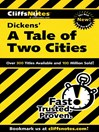 CliffsNotes on Dickens' A Tale of Two Cities (eBook)
