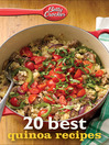 Betty Crocker 20 Best Quinoa Recipes (eBook)