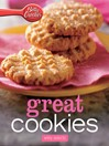 Betty Crocker Great Cookies (eBook): Wiley Selects