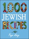 1,000 Jewish Recipes (eBook)