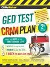 CliffsNotes GED Test Cram Plan (eBook)