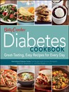 Betty Crocker Diabetes Cookbook (eBook): Great-tasting, Easy Recipes for Every Day