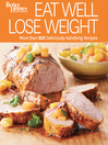 Eat Well Lose Weight (eBook)
