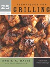 Techniques for Grilling (eBook)