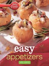 Betty Crocker Easy Appetizers (eBook): Wiley Selects