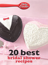 Betty Crocker 20 Best Bridal Shower Recipes (eBook)