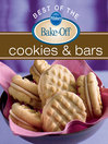 Pillsbury Best of the Bake-Off Cookies and Bars (eBook)