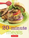 Betty Crocker 20-Minute Meals (eBook): Wiley Selects