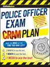 CliffsNotes Police Officer Exam Cram Plan (eBook)