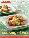 AARP/Betty Crocker Cooking for Two (eBook)