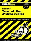 CliffsNotes on Hardy's Tess of the d'Urbervilles (eBook)