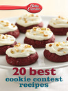 Betty Crocker 20 Best Cookie Contest Recipes (eBook)