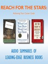 Reach for the Stars (MP3): Achieving Your Career Goals