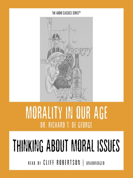 Thinking About Moral Issues (MP3)