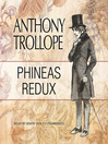 Phineas Redux (MP3): Palliser Series, Book 4