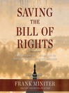 Saving the Bill of Rights (MP3): Exposing the Left's Campaign to Destroy American Exceptionalism