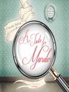 A Taste for Murder (MP3): Hemlock Falls Mystery Series, Book 1