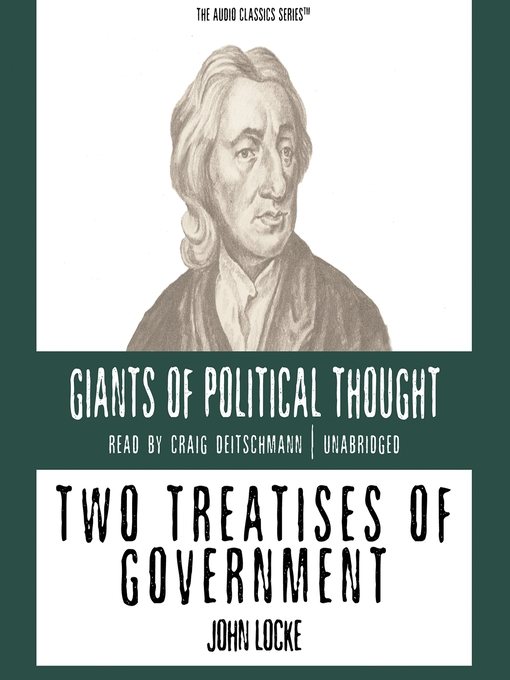 Two Treatises of Government (MP3)